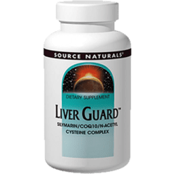 Source Naturals Liver Guard 60 tablets SN0038