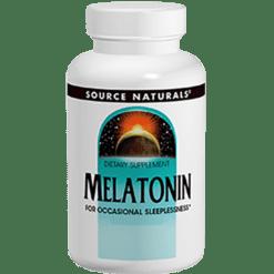 Source Naturals Melatonin 1 mg 100 tablets SN0719