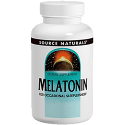 Source Naturals Melatonin 2 mg Timed Release 60 tablets SN0062