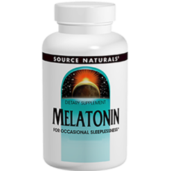 Source Naturals Melatonin 2.5 mg 120 tabs SN0272