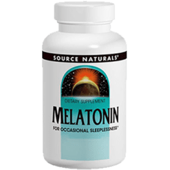 Source Naturals Melatonin 2.5 mg 60 tabs SN0271