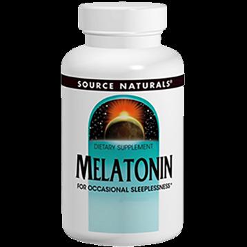 Source Naturals Melatonin 3 mg Timed Release 60 tablets SN0065