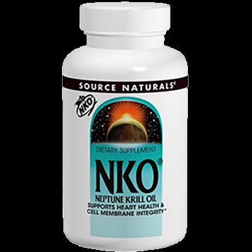 Source Naturals NKO® Neptune Krill Oil 500mg 60 gels SN1713