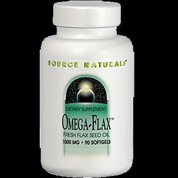 Source Naturals Omega Flax 1000 mg 90 gels SN0830
