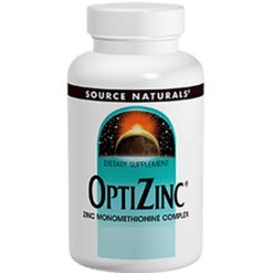 Source Naturals OptiZinc® Monomethionine 30mg 120 tablets SN0848