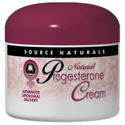 Source Naturals Progesterone Cream 2oz SN1925