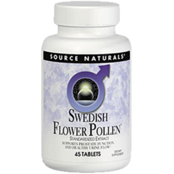Source Naturals Swedish Flower Pollen Extract 45 tablets SN12962