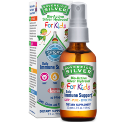 Sovereign Silver Silver Hydrosol For Kids spray 2 fl oz S34351