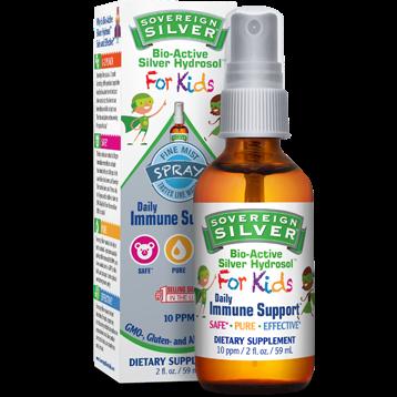 Sovereign Silver Silver Hydrosol For Kids spray 2 fl oz S34351