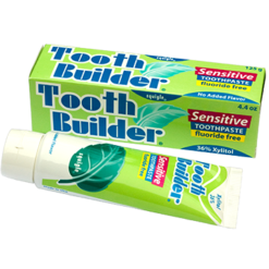 Squigle Tooth Builder Toothpaste 4 oz SQ0033