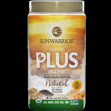 Sunwarrior Classic Plus Natural 30 servings S24196