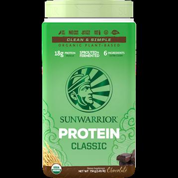 Sunwarrior Classic Protein Chocolate 750g S24073