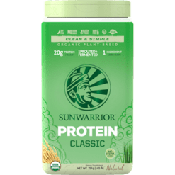 Sunwarrior Classic Protein Natural 750g S24110