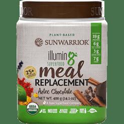 Sunwarrior Illumin8 Aztec Chocolate 10 Servings S24332