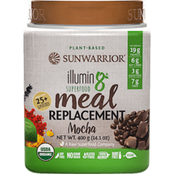 Sunwarrior Illumin8 Mocha 10 servings S21836