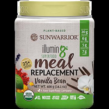 Sunwarrior Illumin8 Vanilla Bean 10 servings S24356