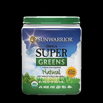 Sunwarrior Ormus Super Greens Natural 0.5 lbs S21294