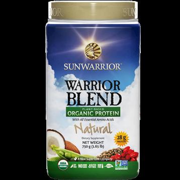 Sunwarrior Warrior Blend Natural 30 servings S24295
