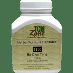 TCMzone Ba Zhen Tang 100 vcaps T08150