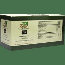 TCMzone Ban Xia Xie Xin Tang Granules 42 pkts T09014