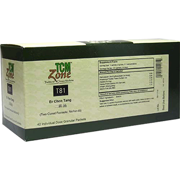 TCMzone Er Chen Tang Granules 42 packets T09081