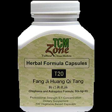 TCMzone Fang Ji Huang Qi Tang 100 vcaps T08020