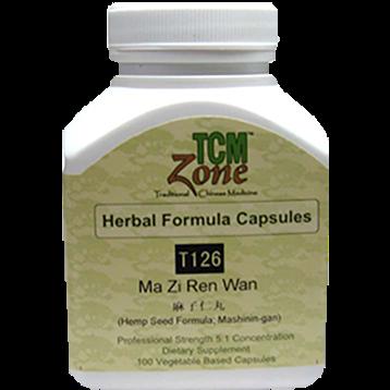 TCMzone Ma Zi Ren Wan 100 vcaps T08126