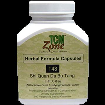 TCMzone Shi Quan Da Bu Tang 100 vcaps T08048