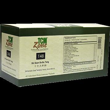 TCMzone Shi Quan Da Bu Tang Granules 42 pkts T09048