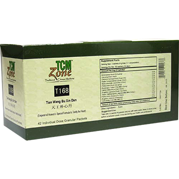 TCMzone Tian Wang Bu Xin Dan 42 pkts T09168