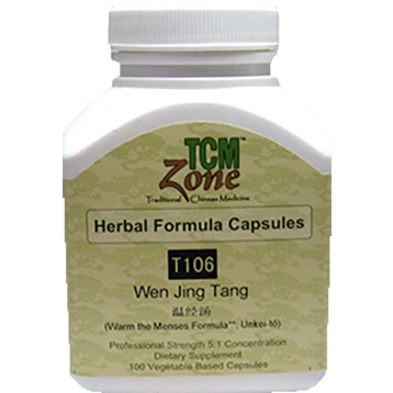 TCMzone Wen Jing Tang 100 vcaps T08106