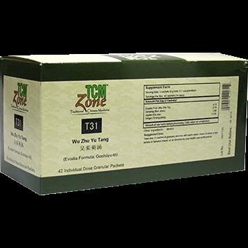 TCMzone Wu Zhu Yu Tang Granules 42 pkts T09031