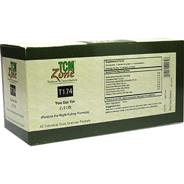TCMzone You Gui Yin Granules 42 packets T09174