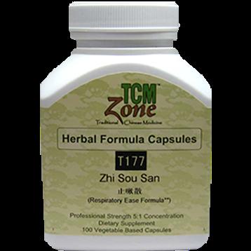 TCMzone Zhi Sou San 100 capsules T08177