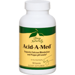 Terry Naturally Acid A Medtrade 100 Capsules T50017