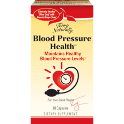 Terry Naturally Blood Pressure Healthtradedagger 60 Capsules T17068