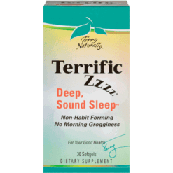 Terry Naturally Terrific Zzzztrade 30 Softgels T27103