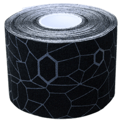 Theraband Kinesiology Tape Black Gray 1 roll T12743
