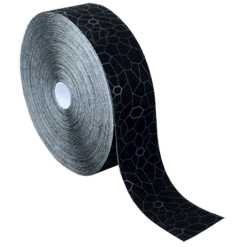 Theraband Kinesiology Tape Bulk Roll Black Gray 1 roll T12740