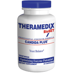 Theramedix Candida Plus 84 caps T54173