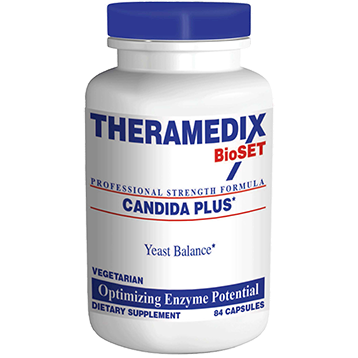 Theramedix Candida Plus 84 caps T54173