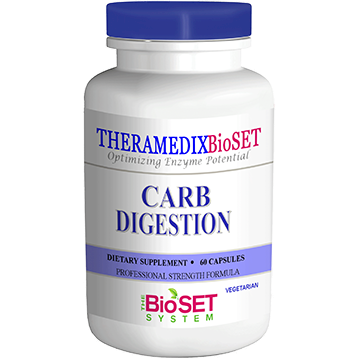 Theramedix Carb Digestion 60 capsules AMS