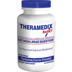 Theramedix Fat High Lipase Digestion 60 caps LPS