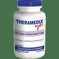 Theramedix Fat High Lipase Digestion 60 caps LPS