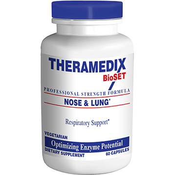 Theramedix Nose Lungs 30 vegetarian capsules SPS30