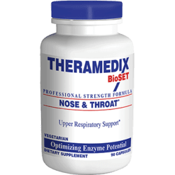 Theramedix Nose amp Throat 90 caps T00228