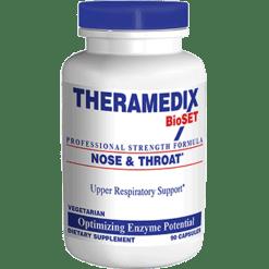 Theramedix Nose amp Throat 90 caps T00228