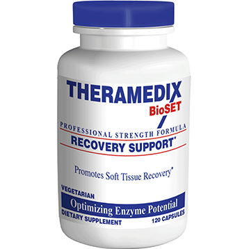 Theramedix Recovery Support 120 capsules RPR12