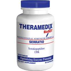 Theramedix Serratio 60 caps S120K