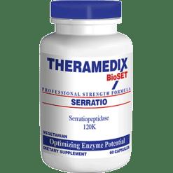 Theramedix Serratio 60 caps S120K